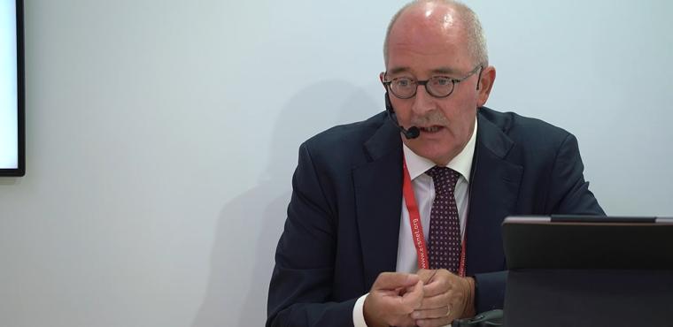 ERS 2018: Prof Richard Dekhuijzen